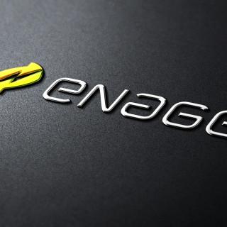 Wizualizacja logo dla Enage