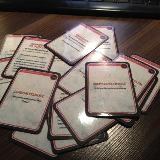 Karty cech negatywnych