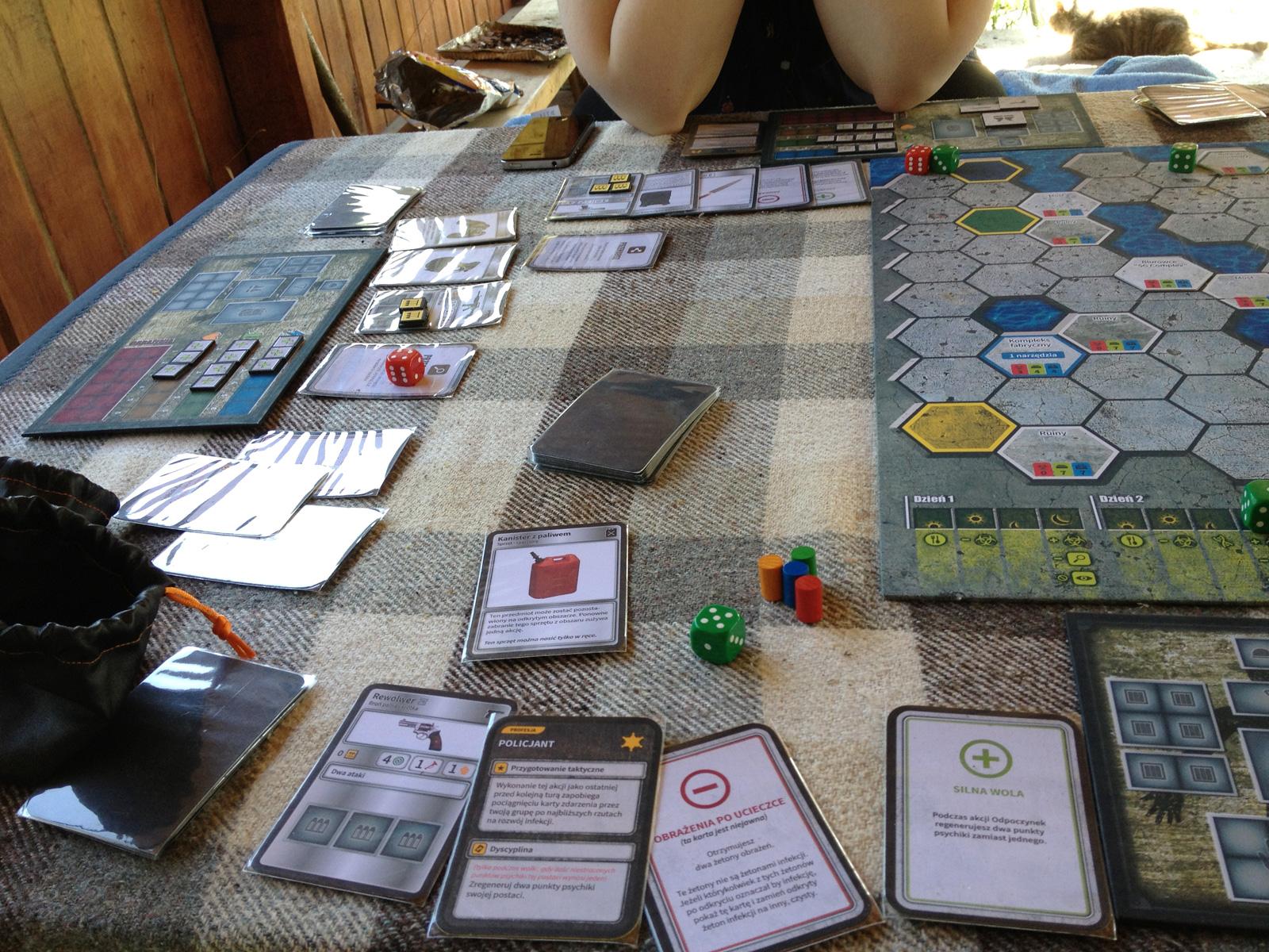 Biohazard - jak w to się gra?